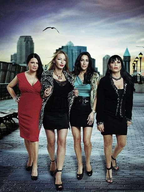 <p>En 'Las Mujeres de la Mafia' cuatro mujeres se enfrentarán a la opinión publica y de ellas mismas.</p>