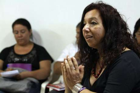 Lilian Soto, médica e candidata feminista à presidência do Paraguai