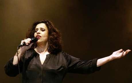 <p>Gal Costa faz um dos shows mais esperado da Virada este ano</p>