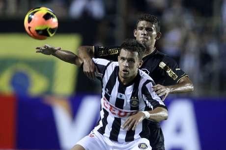 <p>Botafogo não conseguiu levar vantagem para o jogo de volta, no Rio de Janeiro</p>