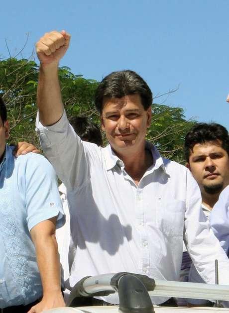 <p>Candidato do Partido Liberal afirma que destituição de Lugo não era desejada, mas foi inevitável</p>