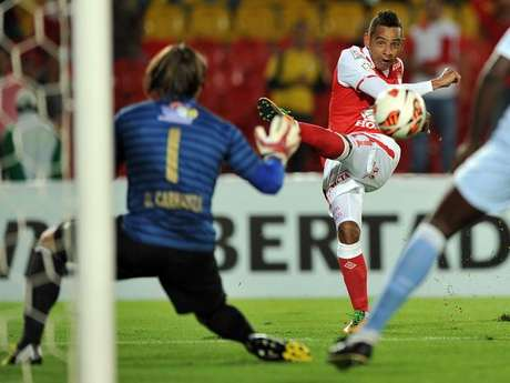 <p>Wilder Medina quedó en el equipo ideal de la última semana de la fase de grupos de la Libertadores.</p>