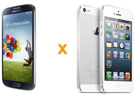 iPhone, Galaxy, Optimus ou Lumia? Escolha o melhor smartphone