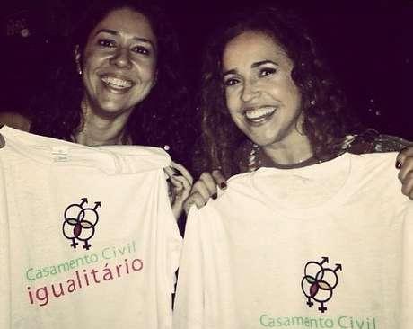 <p>Malu e Daniela</p>