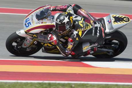 Scott Redding, pole en Moto2
