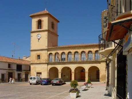 <p>Imagen del pueblo Peñas de San Pedro en Albacete</p>