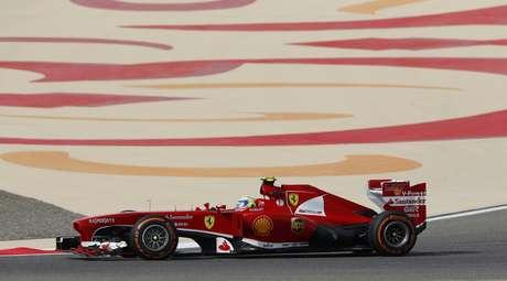 Massa teve problemas com pneus no GP do Bahrein