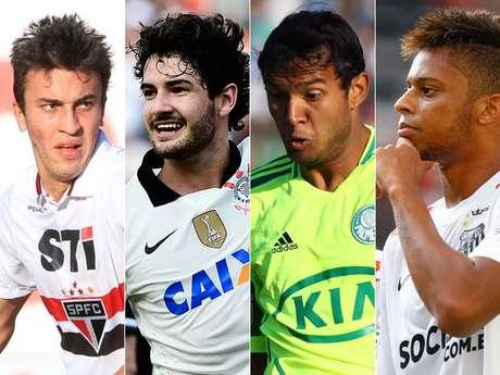<p>Quartas de final do Campeonato Paulista envolve os quatro grandes do estado</p>