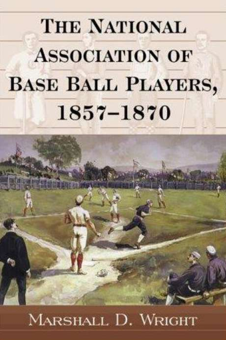 National Association of Base Ball Players fue la primera organización en agrupar los clubes de beisbol en los Estados Unidos.