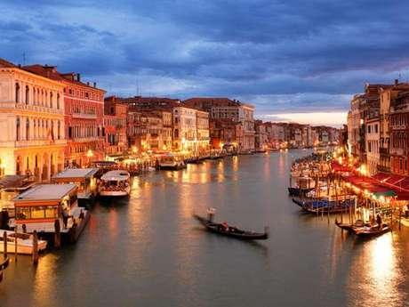 La romántica Venecia está en la lista de los lugares que podrían desaparecer del planeta.