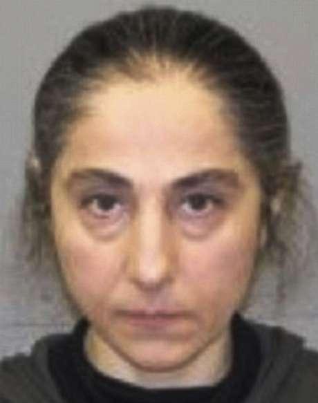 Zubeidat Tsarnaeva em imagem de 2012 cedida pela polícia de Natick, Estado de Massachusetts