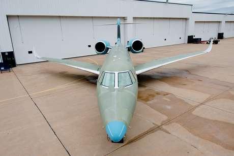 Modelo tem velocidade máxima de cruzeiro de 1.115 km/h