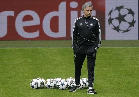 <p>Treinador teve pol&ecirc;micas com jogadores como Iker Casillas e Pepe</p>