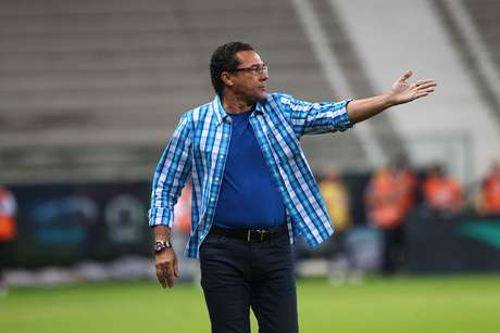 <p>Vanderlei Luxemburgo ganhou reforço de Gabriel</p>