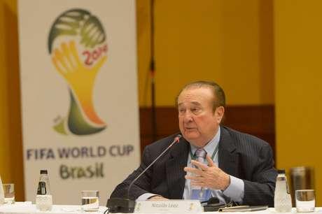 <p>Leoz foi acusado de integrar esquema de corrupção na Fifa</p>