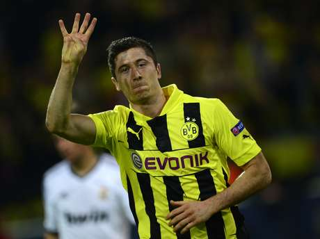 <p>Robert Lewandowski.</p>