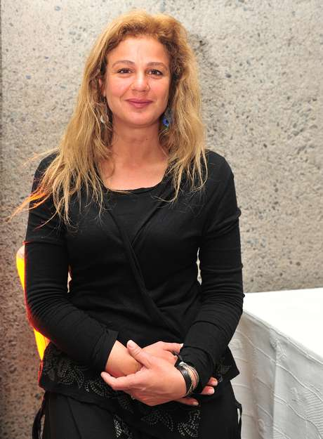Daniella Castgano, guionista de `Separados´.