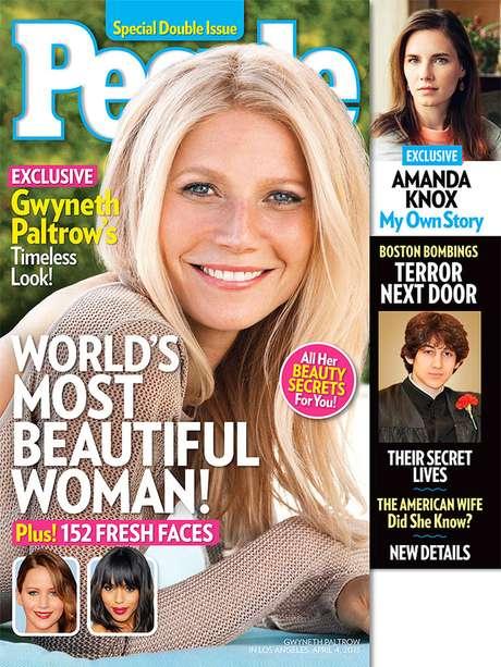 Gwyneth Paltrow disse que mantém uma rotina de exercícios para ter aparência jovial
