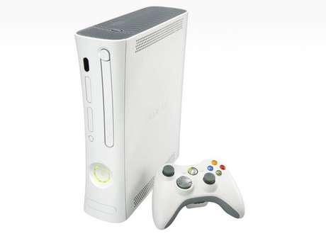 <p>Em 2005, Microsoft lançou o Xbox 360</p>