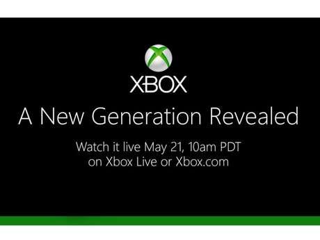 <p>Anúncio da nova geração do Xbox acontecerá no dia 21 de maio</p>