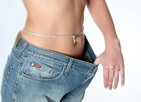 <p>A correntinha seria um indicador de perda e ganho de peso. Conforme emagrece a pessoa troca o botão de casa, diminuindo a circunferência do acessório</p>