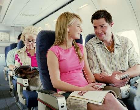 <p>Com o novo serviço passageiros podem oferecer drinques a outros passageiros</p>