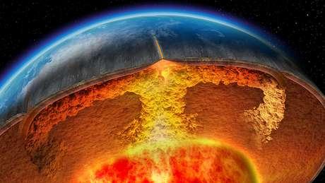 <p>Para pesquisadores, pela primeira vez h&aacute; consenso sobre temperatura do n&uacute;cleo da Terra</p>