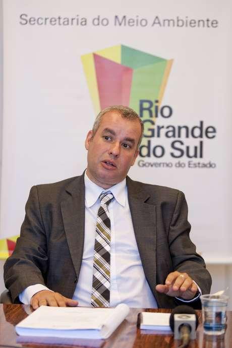 Entre os detidos na operação da Polícia Federal no Rio Grande do Sul está o secretário estadual do meio ambiente, Carlos Niedersberg