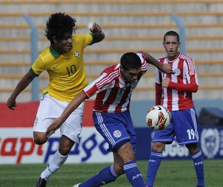 <p>Brasil não conseguiu título do Sul-Americano Sub-17</p>