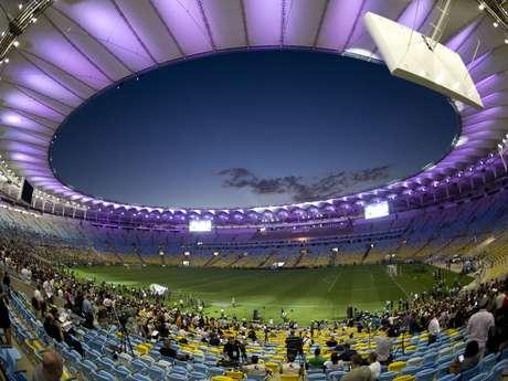 <p>Diretor de Administração e Finanças do Instituto Brasileiro de Turismo exaltou estádios como o Maracanã</p>