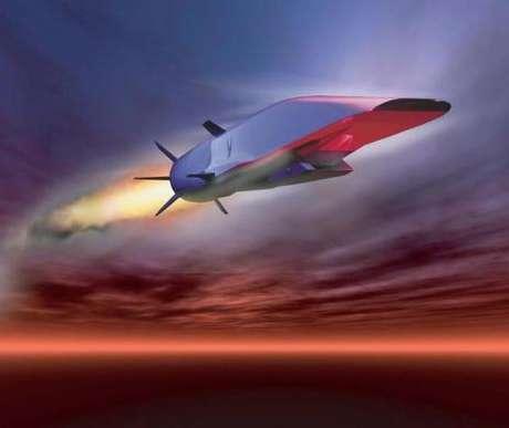 <p>El Waverider X-51A es un avión no tripulado puede alcanzar velocidades de hasta 576.000 kilómetros.</p>
