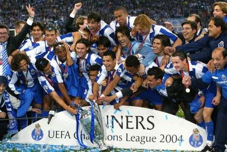 Porto tiene dos Champions League en sus vitrinas.