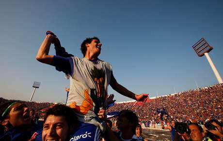 <p>Diego Rivarola apuesta por triunfo de la U ante Colo Colo.</p>