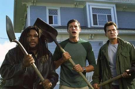 'Scary Movie 3, el sábado a las 15:45 h en Cuatro
