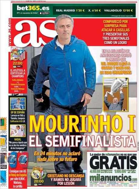 <p>Diario AS</p>