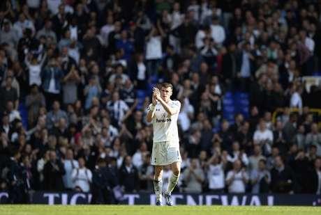 <p>Clube francês planeja pagar até 100 milhões de euros (R$ 286,5 milhões) pelo atleta do Tottenham</p>