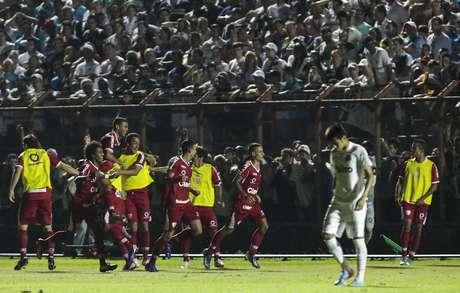 <p>Com capacidade para20.579 pessoas sentadas, estádio do Mogi Mirim deve receber duelo</p>