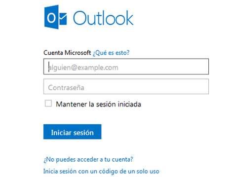 <p>Microsoft afirmó haber 400 millones de cuentas activas en Outlook.com</p>