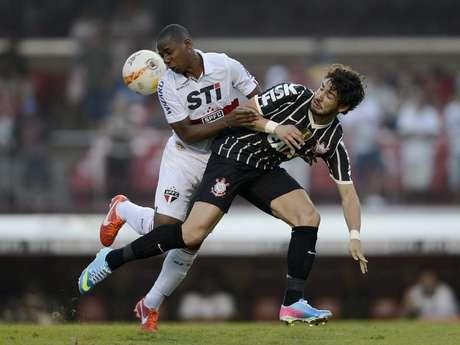 <p>São-paulino Wellington estaria sob a mira da Inter de Milão</p>