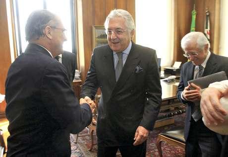 Afif foi eleito vice-governador na chapa de Geraldo Alckmin (PSDB)
