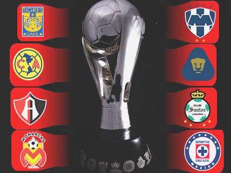 Listos los  Cuartos de Final de la Liguilla del Clausura 2013