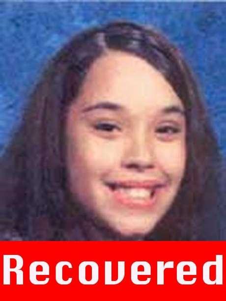 Con esta foto el FBI buscaba a Gina DeJesus