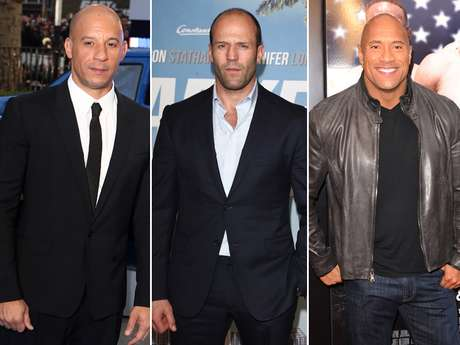 Vin Diesel, Jason Statham y Dwayne 'La Roca' Johnson, se verán las caras en la próxima ''Rápido y Furioso 7''