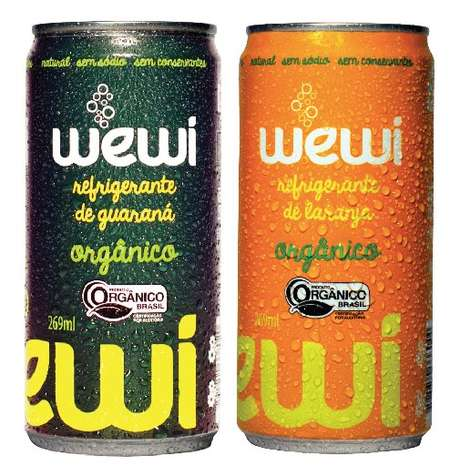 <p>A bebida está disponível em dois sabores</p>