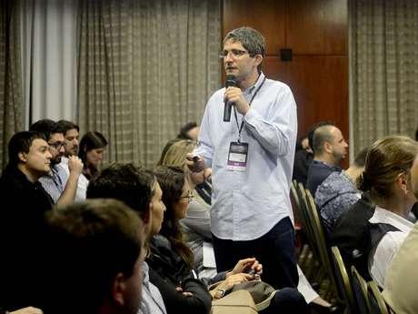 Marcelo Tas e diretor do Terra falam sobre conteúdo multi-telas