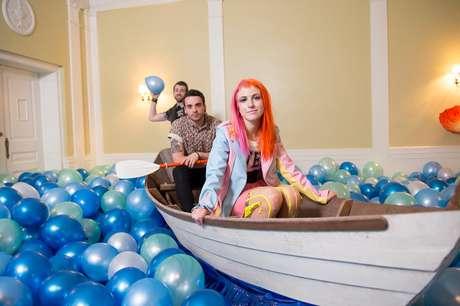 A Paramore lançou em abril o novo álbum de inéditas da banda