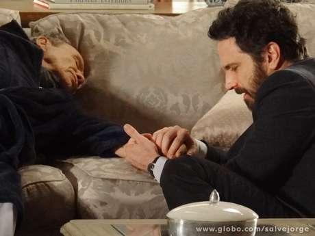 Arturo morre ao saber que não é o pai de Celso