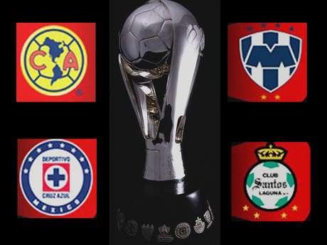 Definidas las semifinales del Clausura 2013