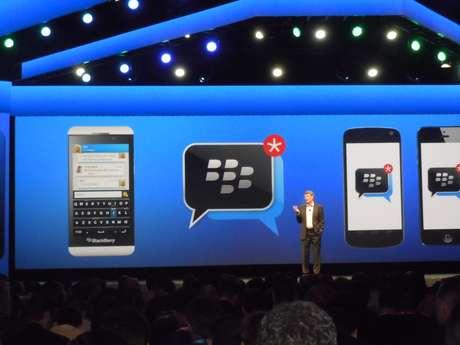 <p>CEO da BlackBerry anuncia o BBM gratuito para usuários iOS 6 e Android Ice Cream Sandwich</p>