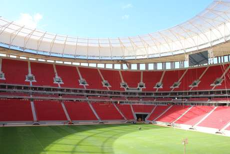 14/05 - Estádio receberá a abertura da Copa das Confederações, em 15 de junho